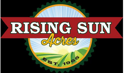 Rising Sun Acres logo